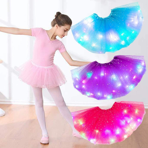 LED Glowing Skirt